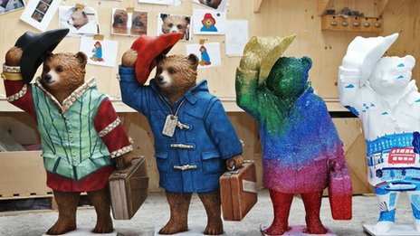 Paddington Bears