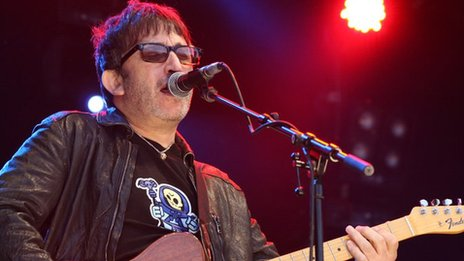 Ian Broudie of the Lightning Seeds
