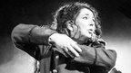 Kate Bush performing on 27 August 2014. Photo by Gavin Bush