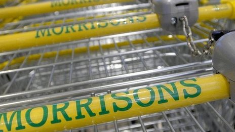 morrisons pins hopes on loyalty card bbc news. Black Bedroom Furniture Sets. Home Design Ideas