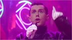 Holly Johnson in Frankie Goes to Hollywood