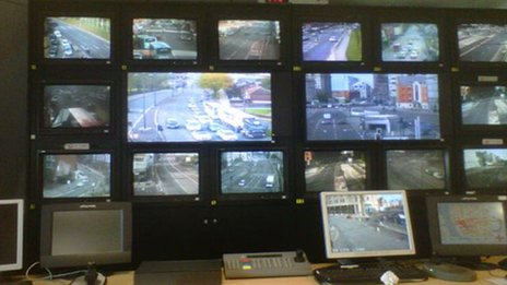 Liverpool Urban Traffic Control Centre