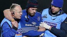 Sean O'Brien goes off injured