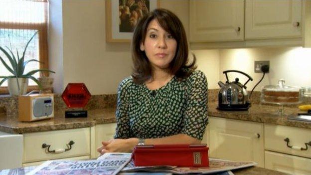 Former BBC Midlands Today presenter Suzanne Virdee