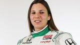 Simona De Silvestro had tested twice for Sauber
