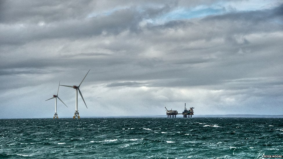 Bbc News In Pictures Green Energy Awards Photography