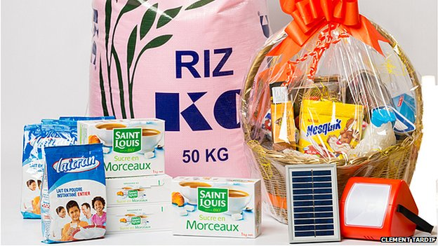 Niokobok's product line is all sourced in Senegal