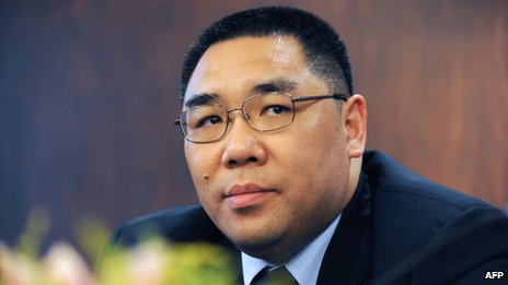 Macau Chief Executive Fernando Chui
