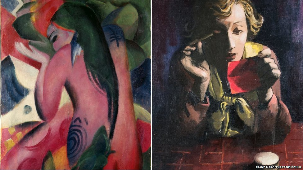 German expressionism at New Walk Museum