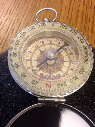 A professional moral compass