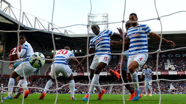 West Ham United v QPR