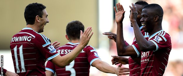 West Ham v QPR