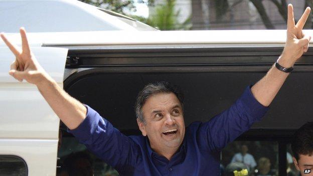 Rousseff set to face Brazil run-off