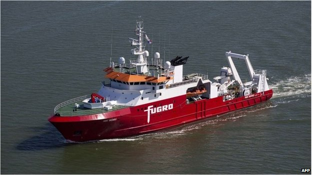 Malaysia cancels lease of MH370 search ship