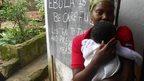 Ebola aid row in Sierra Leone