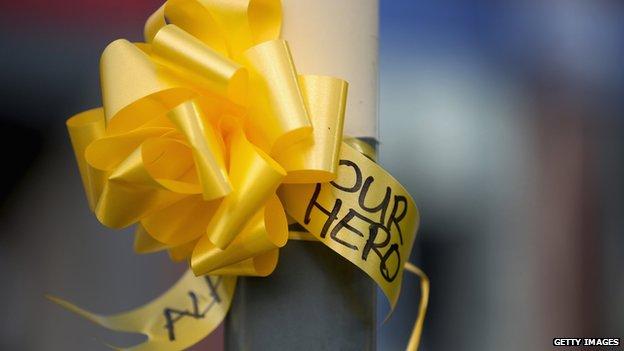 Rsz The History Of Yellow Ribbon Bbc News