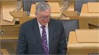 MSPs question Scottish government minister's, including Energy Minister Fergus Ewing,  at topical question time