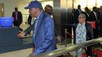 Kenyatta in Hague for ICC hearing