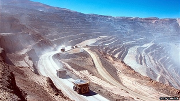 Chilean Supreme court orders halt to mine-Added COMMENTARY By Haitian-Truth