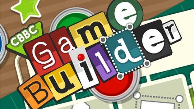 CBBC Game Builder