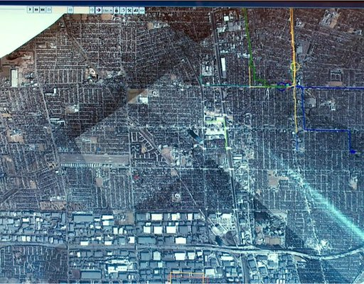 PSS map