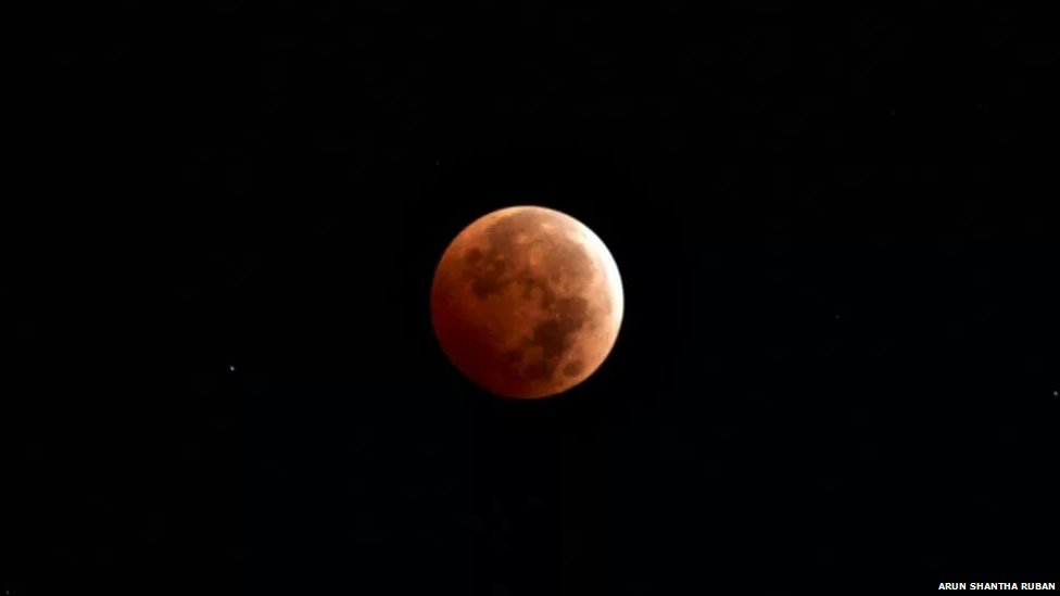 blood moon eclipse in los angeles - photo #16