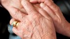 Care in England 'not good enough'