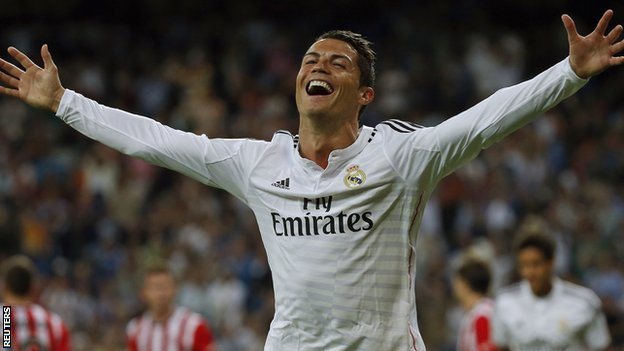 Cristiano Ronaldo 'has affection for Man Utd but will stay at Real'