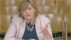 Culture and External Affairs Secretary Fiona Hyslop