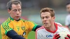 Donegal to face Tyrone in Ulster SFC