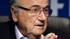 Blatter calls for away goals rethink