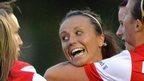 Raheny United 0-4 Bristol Academy Ladies