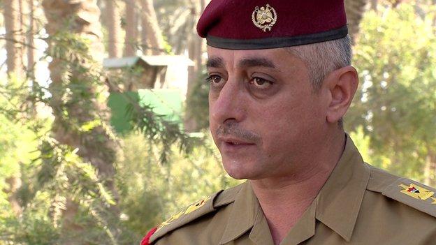 Iraqi Lt Gen Ali Furaji