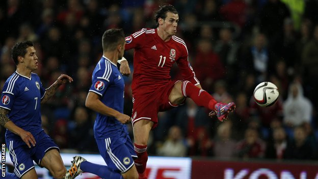 Euro 2016 Qualification - Bosnia & Herzegovina vs Wales Betting Preview