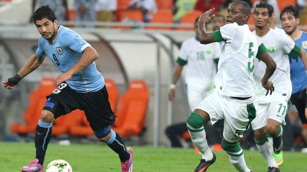 uruguay vs saudi arabia - photo #45