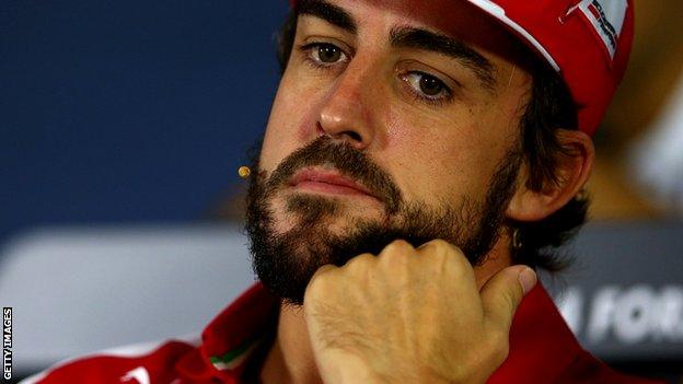 Alonso leaves Ferrari as Vettel replaces the Spaniard 1