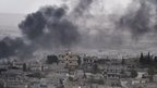 Kobane situation 'dangerous' - US