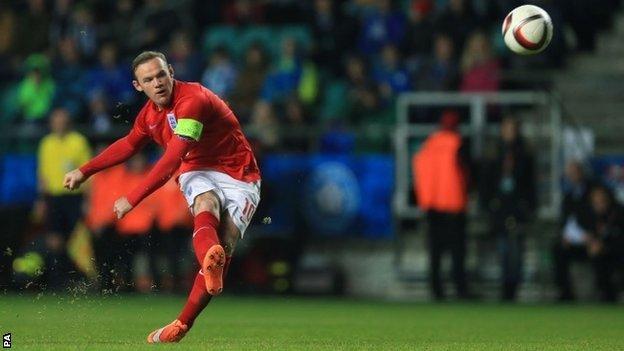 Wayne Rooney 34 Goals Wayne Rooney
