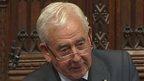 Plaid Cymru's Lord Wigley