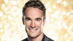 Rugby star and model Thom Evans  on Strictly Come Dancing