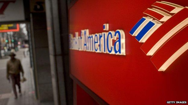 Bank of america forex probe