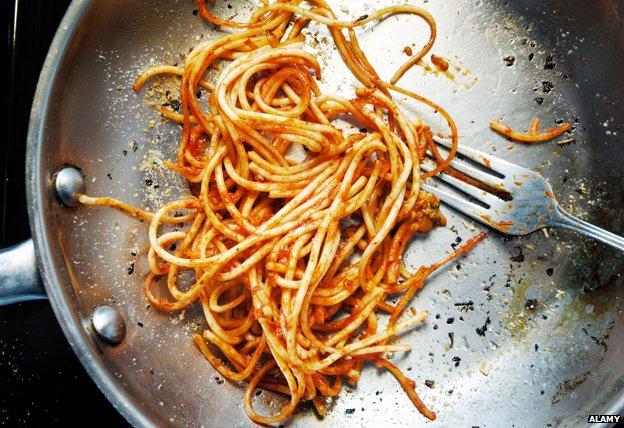 食用重新加热的意大利面不易发胖?
