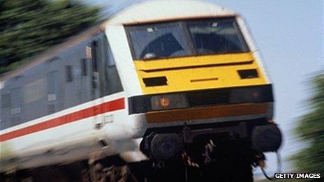 Rural train