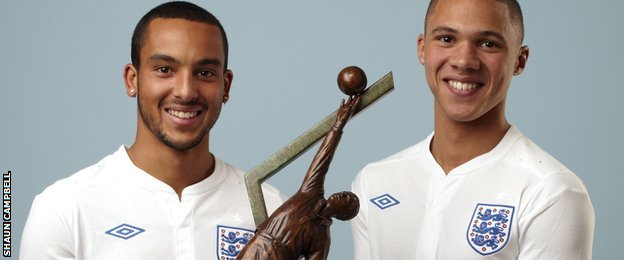 Theo Walcott and Kieran Gibbs have backed the campaign