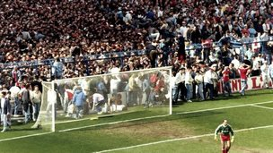 The Hillsborough disaster