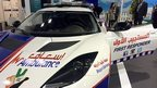 Lotus Evora first responder vehicle at Gitex