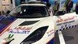 Lotus Evora first responder vehicle at Gitex