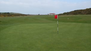 L'Ancresse golf course