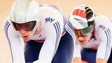 GB men's team pursuit gold