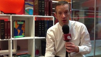 Toby Castle, Deputy Editor BBC News